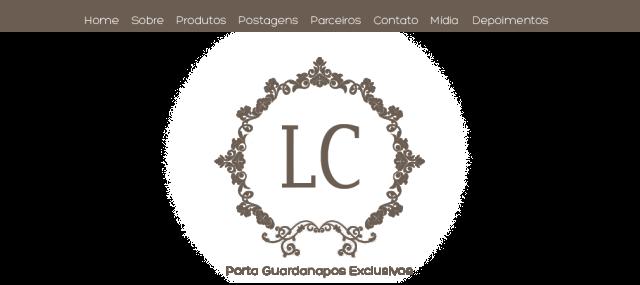 LC porta guardanapo