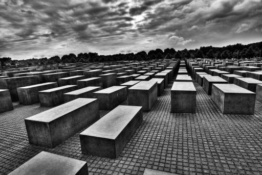 Memorial do Holocausto - Berlim - Alemanha