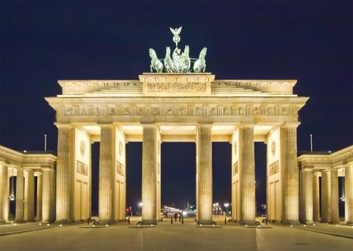 Brandenburger Gate - Berlim - Alemanha