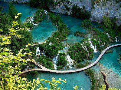 Plitvice Lakes - Plitvička jezera