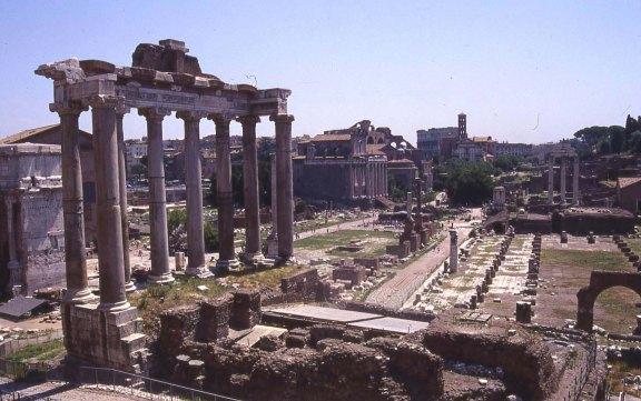 Ruínas - Roma - Itália