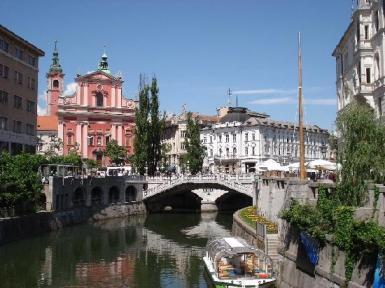 Ljubljana - Eslovénia