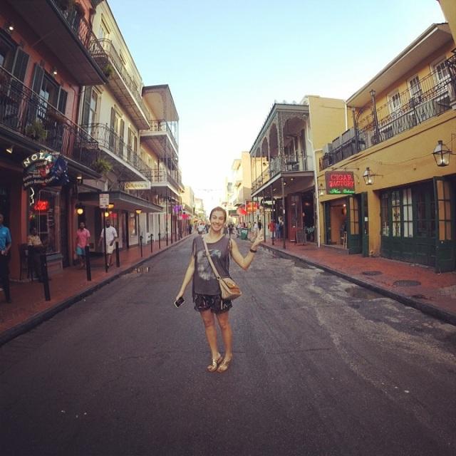 Bourbon Street - A rua mais famosa de NOLA!