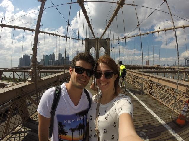 Brooklyn Bridge - vista e passeio maravilhoso!